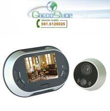 """Spioncino/Occhiello digitale a colori LCD 3,5"""" Peephole Viewer"""
