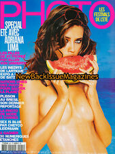 French Photo 8/05,Adriana Lima,August 2005,NEW