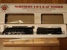 New ListingBachmann N Scale Northern 4-8-4 Reading Locomotive with 52' Tender in Box
