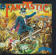 ELTON JOHN - CAPTAIN FANTASTIC & THE BROWN DIRT COWBOY D/Remaster CD *NEW*