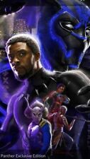 Sideshow Collectibles Black Panther Premium Art Print (Unframed)
