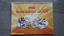 Calendrier 2004 Diddl Très bon état Diddlina