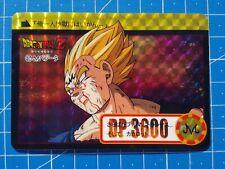 Dragon Ball Fan - Custom Card PrismCard Majin Vegeta - PP Card