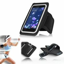 Fascia da braccio neri per cellulari e palmari per HTC