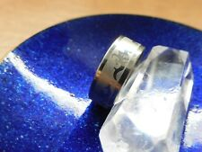 Edelstahlring TRIBAL Ring, Lasercut, Größe 17mm