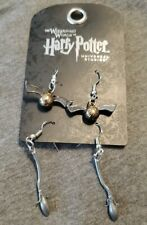 Wizarding World of Harry Potter Quidditch Earrings Set