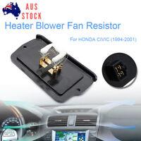 Heater Blower Motor Fan Resistor For HONDA CIVIC MG ROVER JGH1000 79330-ST3E01