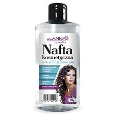 NAFTA kosmetyczna z olejem rycynowym 120g łupież wypadanie włosów KEROSENE