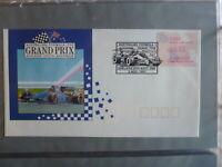 AUSTRALIA 1991 ADELAIDE F1 GP 3rd RACE DAY NAVY FRAMA SOUVENIR COVER