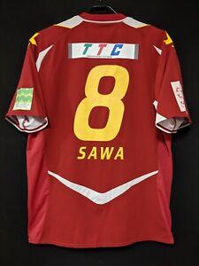 2011 INAC KOBE Home Jersey Japan Women's League Soccer Shirt L hummel SAWA