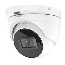CMHT1953N-Z HD TVI 5MP 2.8-12mm VF Motorized Lens 131ft IR Turret Dome Camera