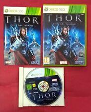 Thor Dios del Trueno - XBOX 360 - USADO - MUY BUEN ESTADO