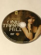 ONE TREE HILL FIFTH SEASON 5 DISC 4 REPLACEMENT DVD DISC ONLY