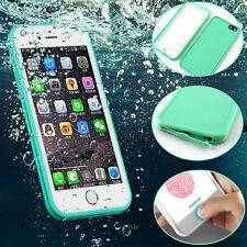 Coque Etui PU Frontale + Dorsale de Protection pour iPhone 6 Plus 6s PLus /3972