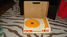 FISHER PRICE RECORD PLAYER 825 1978