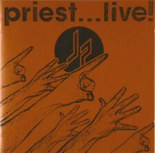 CD - Judas Priest - Priest... Live! - #A1325