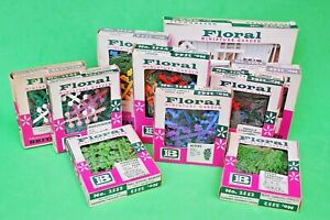 Britains Floral Garden Multi-Buy PACKETS Flowers Vegetables ~ Choice of 10 Boxes