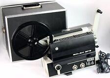 Bolex Sp8 Super 8 Projector w/ Box/Speaker