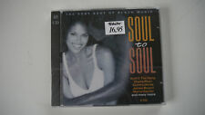 Soul to Soul Vol.2 / The very Best of Black Music - 2 CD OVP / NEU