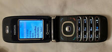 ROGERS SMALL NOKIA 6061 FLIP FLOP GSM CELL PHONE MOBILE POCKET CELLULAR