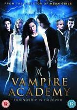 Vampire Academy DVD 2014 Region 2
