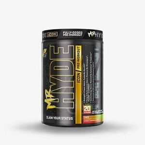 Pro Supps Mr. Hyde Icon 300g Pre Workout **FREE UK DELIVERY** Out of Date