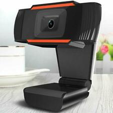 Full HD USB Webcam for PC Desktop & Laptop Web Camera with Microphone