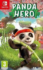 Panda Hero (Nintendo Switch) Game   BRAND NEW SEALED   FAST FREE POST