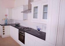mfi kelmscott Howdens Haworth Solid Oak Kitchen Doors in WHITE ALL SIZES & Howdens Kitchen Cabinet Doors/Drawer Fronts   eBay