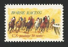 Justify Secretariat Kentucky Derby Triple Crown Winners Horse Racing Stamp MINT!