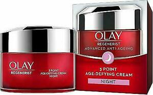 Olay Regenerist 3 Point Firming Anti-Ageing NIGHT Cream 50ml