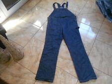 H8927 Yessica Latzhose Jeans W34 L34 Dunkelblau Sehr gut
