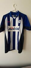 HERTHA BERLIN 2002/2004 HOME FOOTBALL SHIRT JERSEY GERMANY