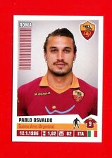 CALCIATORI Panini 2012-2013 13 -Figurina-sticker n. 391 - OSVALDO -ROMA-New