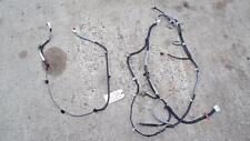 ACURA TL 3.5 TYPE-S TRUNK/DECK LID WIRING HARNESS PAIR (2 HARNESSES) 07 2007