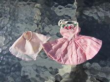 Vintage Barbie Skipper Doll Skipper Me 'N My Doll #1913 VHTF 1965 Dress Slip