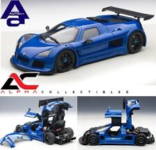 AUTOART 71303 1:18 GUMPERT APOLLO S (BLUE) SUPERCAR
