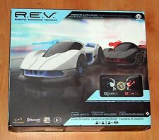 WowWee R.E.V. ROBOTIC ENHANCED VEHICLES Battle Pack 2 CAR REV Bluetooth