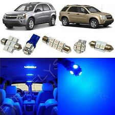 7x Blue LED interior package kit for 2005-2009 Chevy Equinox/Saturn Vue CE2B