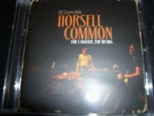 Horsell Common For Laughter For Drama Rare Australian CD  - Like New