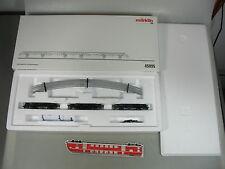 AK501-3# Märklin/Marklin H0/AC 45095 Set vagoni merci Trasporto ferroviario NEM