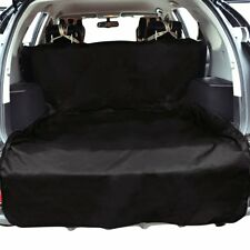 Zone Tech Car Bed Back Cargo Trunk Liner Pet Mat Seat Protector Cover Suv Truck