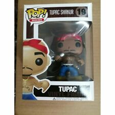 Funko Pop rapper TUPAC shakur 2pac star limited toys 19# collection Vinyl Dolls