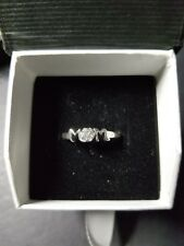 """SPECIAL GIFT FOR MOM W/THIS """"MOM"""" DIAMOND RING!!"""
