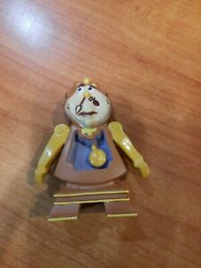 "Disney's PVC Figures Beauty and the Beast ""Cogsworth"""