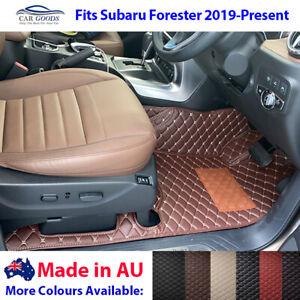 Made in Australia Customised Floor Mats for Subaru Forester 2019-Present