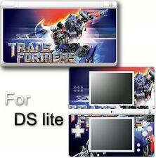 Transformers Optimus Prime SKIN STICKER for DS LITE #2