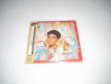 ARETHA FRANKLIN - THROUGHT THE STORM - JAPAN CD MINI LP