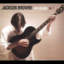 Solo Acoustic, Vol. 1 by Jackson Browne (CD, Oct-2005, Inside Recordings)