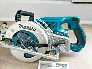 "Makita XSR01 18V X 2 LXT 36 Volt 7-1/4"" Rear Handle Circular Saw BARE TOOL ONLY!"